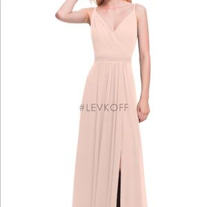 Bill Levkoff Style Number 7021 in PETAL PINK sz6